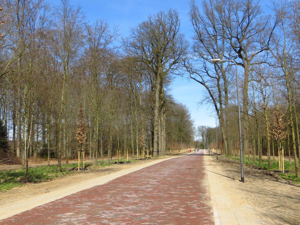 De nieuwe Postroute van Ellecom naar Dieren.