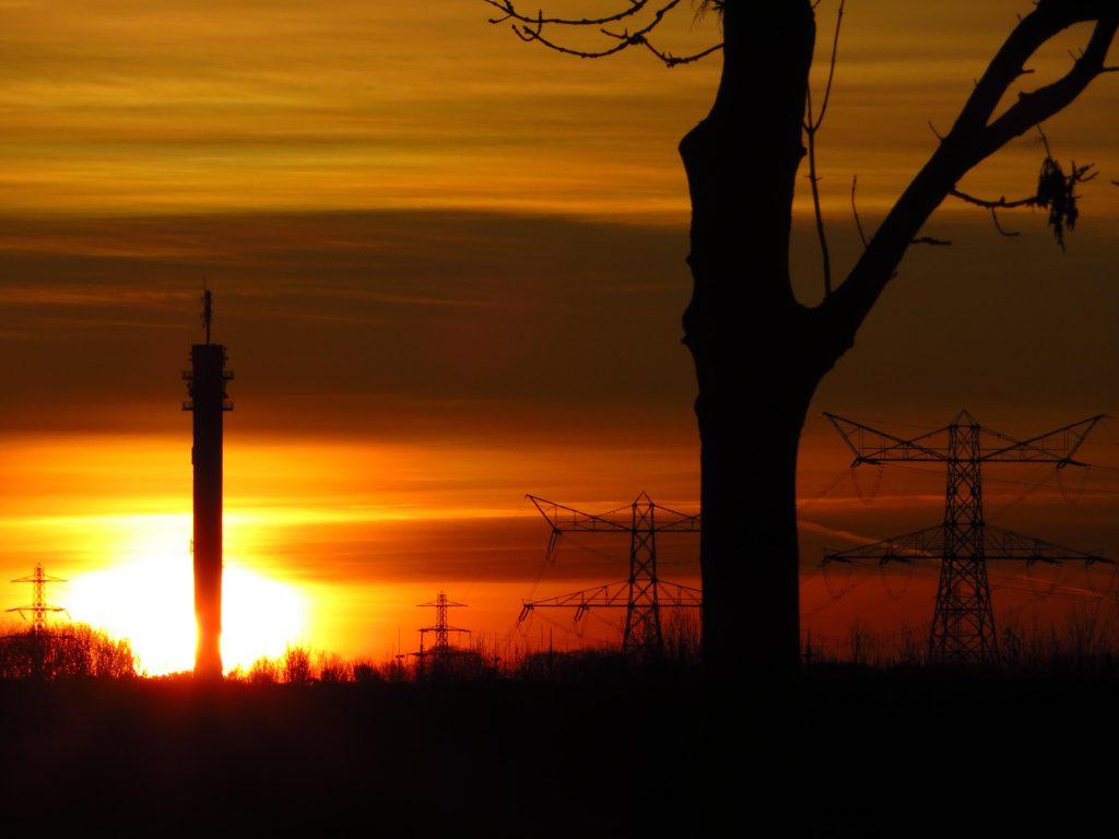 Energietransitie langs de Oude IJssel (24 februari 2019).