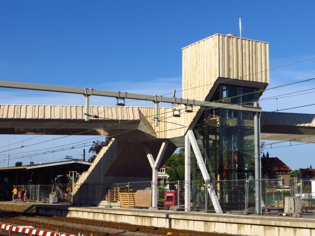Juni 2017: de Hoge Juffer nog in aanbouw.