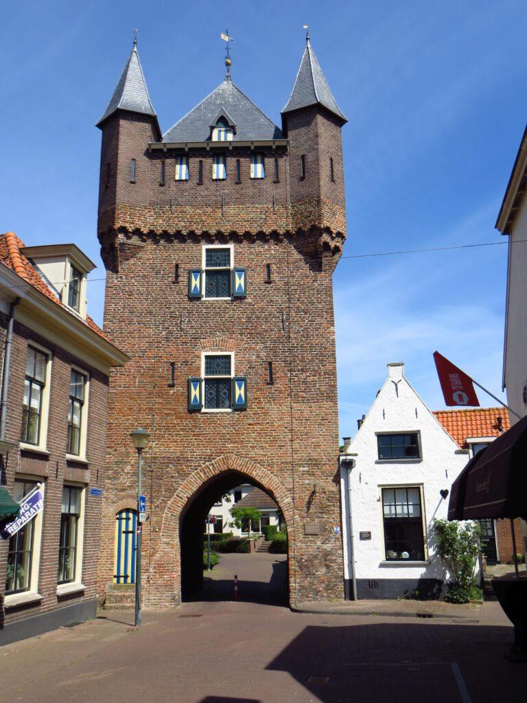 Stadspoort van Hattem.